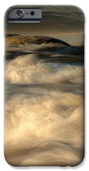First Light iPhone Case by Bob Orsillo