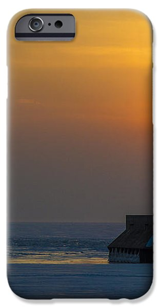 First Sunrise iPhone Case by Ronny Purba