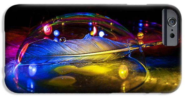 Artography Photographs iPhone Cases - Gift of life iPhone Case by Rohan Sandhir