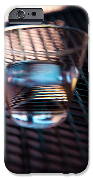 Glass Half Full iPhone Case by David Patterson
