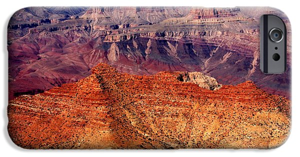 Grand Canyon iPhone Cases - Grand Canyon iPhone Case by Aidan Moran