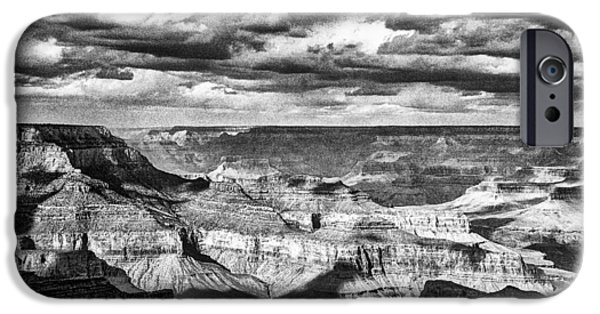 Grand Canyon iPhone Cases - Grand Canyon  iPhone Case by Alex Snay