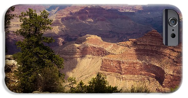 Grand Canyon iPhone Cases - Grand Canyon Arizona iPhone Case by Ed  Cheremet