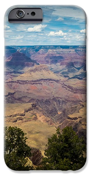 Grand Canyon iPhone Cases - Grand Canyon iPhone Case by Ed  Cheremet