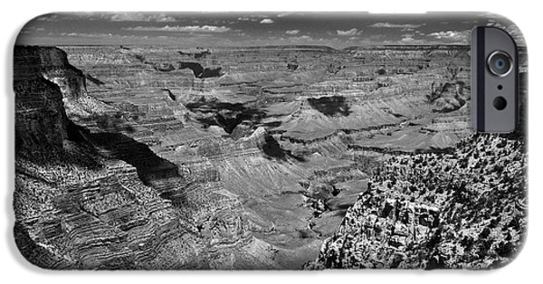 Grand Canyon iPhone Cases - Grand Canyon iPhone Case by RicardMN Photography
