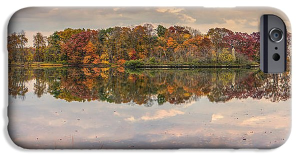 United iPhone Cases - Greenwich Point Park iPhone Case by Richard Nowitz