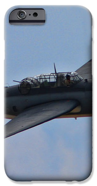 Grumman TBM-3E Avenger iPhone Case by Tommy Anderson