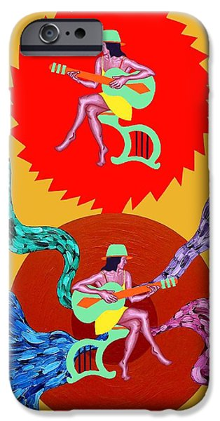 GUITARS iPhone Case by Patrick J Murphy