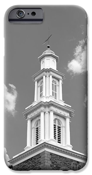Special Occasion iPhone Cases - Hamilton College Chapel iPhone Case by University Icons