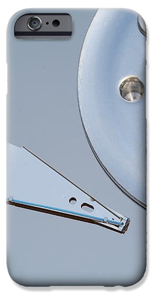 hard disc iPhone Case by Michal Boubin