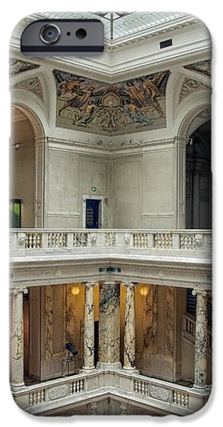 Hofburg Palace iPhone Case by Mountain Dreams