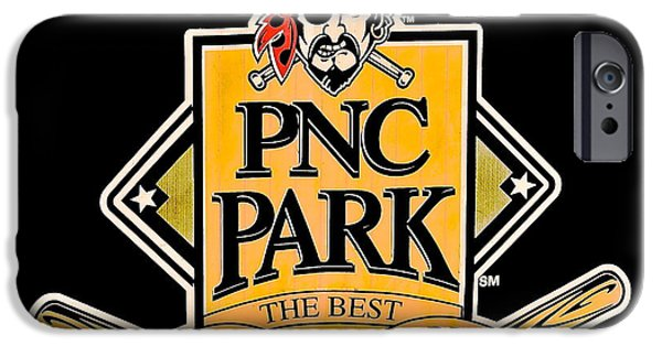 Pennsylvania Baseball Parks iPhone Cases - Home Team iPhone Case by Frozen in Time Fine Art Photography