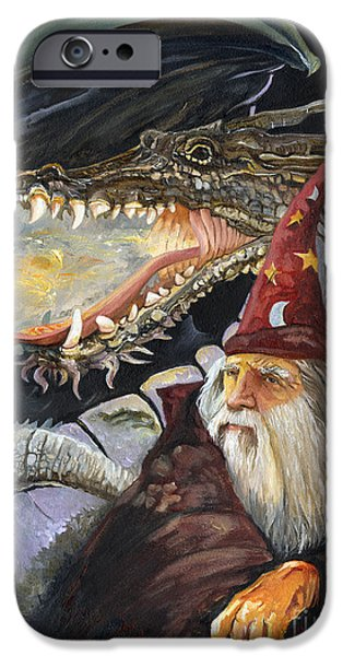 Storybook iPhone Cases - Homecoming iPhone Case by J W Baker