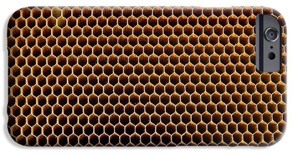 Best Sellers -  - Component iPhone Cases - Honeycomb Core iPhone Case by Mark Williamson