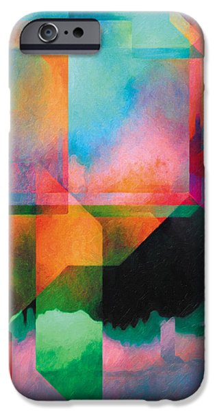 In The Land Of Forgetting 22 iPhone Case by The Art of Marsha Charlebois