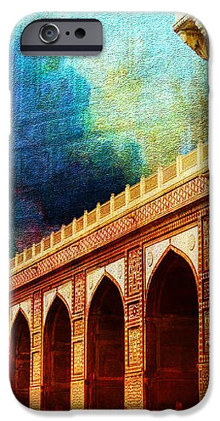Jhangir Tomb iPhone Case by Catf