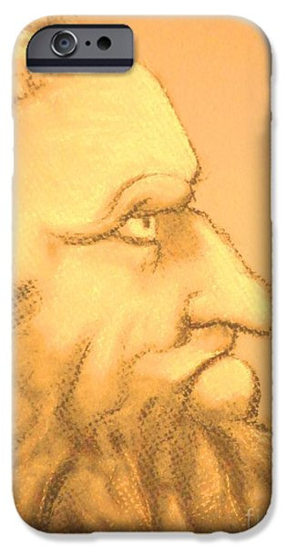 Epic Pastels iPhone Cases - Justice iPhone Case by Isaiah Diaz
