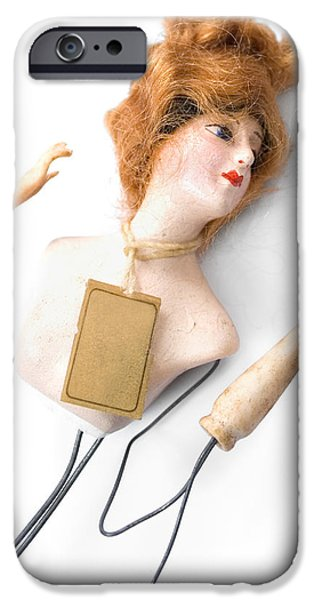 Dismantled iPhone Cases - Life For Sale iPhone Case by Ryan Jorgensen