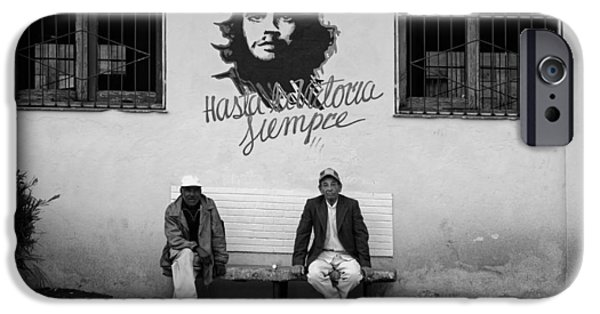 Havana iPhone Cases - Life in Havana iPhone Case by Mountain Dreams