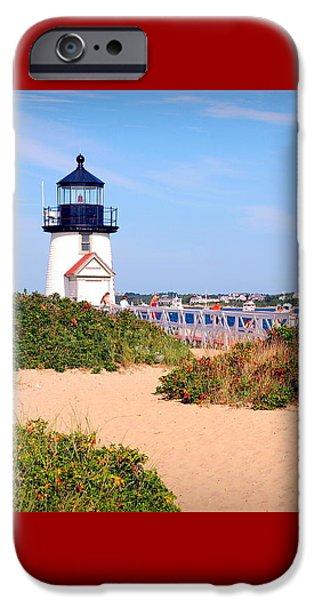 Lighthouse iPhone Cases - Lighthouse iPhone Case by Katie Jeans