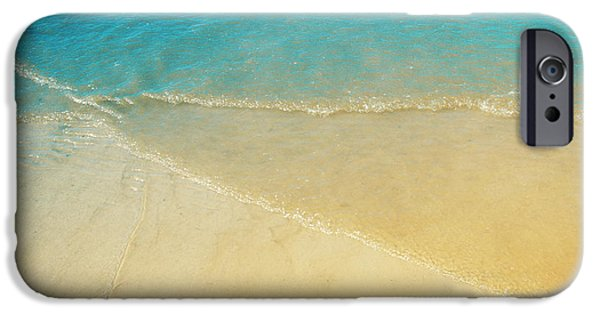 North Sea iPhone Cases - Longing for the sea... iPhone Case by Angela Doelling AD DESIGN Photo and PhotoArt