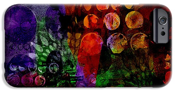 Background iPhone Cases - Magical iPhone Case by Marvin Blaine
