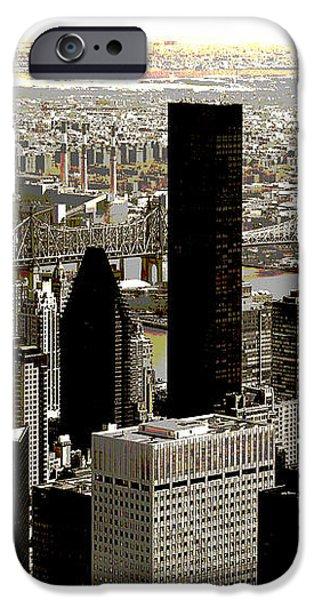 Manhattan iPhone Case by RicardMN Photography