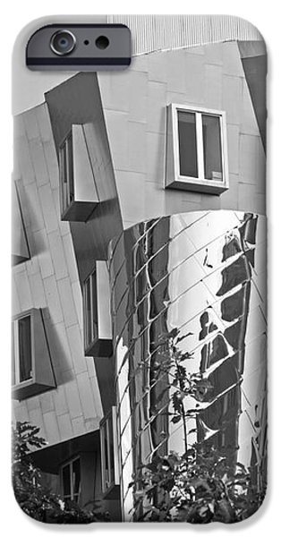 Massachusetts Institute of Technology Stata Center iPhone Case by University Icons