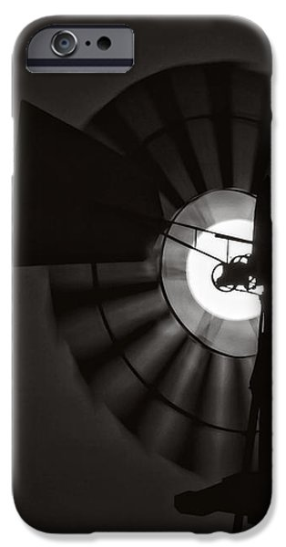 Mooned Windmill iPhone Case by Kevin Anderson