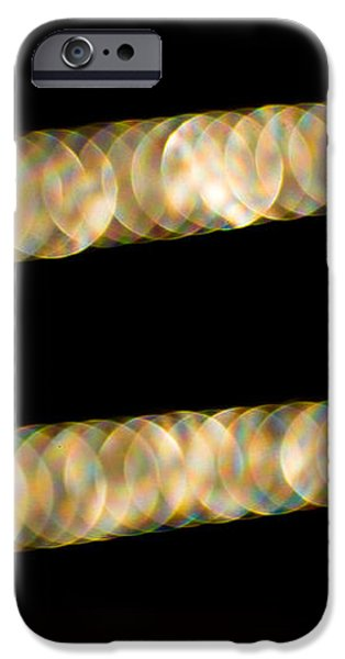 Necklace Abstract iPhone Case by Crystal Lynn Hoeveler