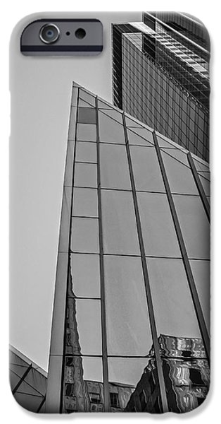 Building iPhone Cases - New York City Architecture iPhone Case by Susan Candelario