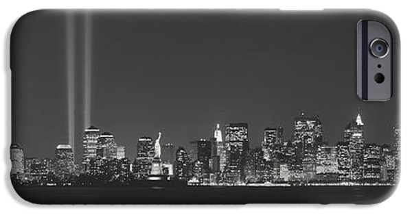 Recent iPhone Cases - New York Ny iPhone Case by Panoramic Images