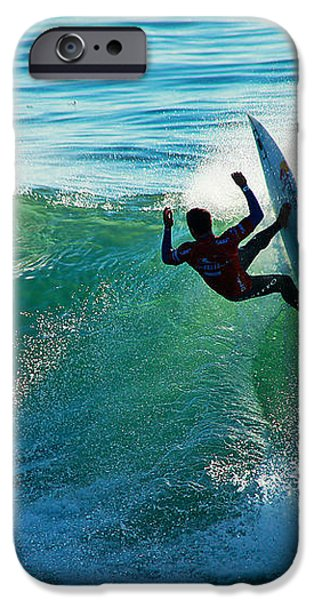 Off the Lip iPhone Case by Paul Topp