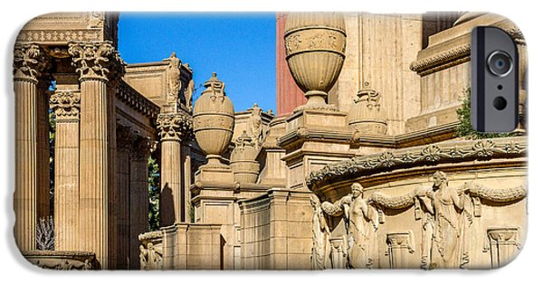 Bill Gallagher iPhone Cases - Palace Of Fine Arts III  iPhone Case by Bill Gallagher