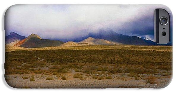 Dirty iPhone Cases - Panoramic Landscapes  iPhone Case by Don Kuing