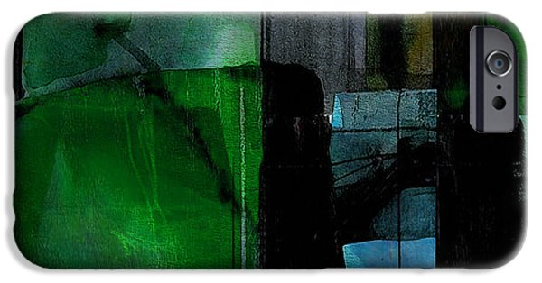 Background iPhone Cases - Passion Wall Art iPhone Case by Marvin Blaine