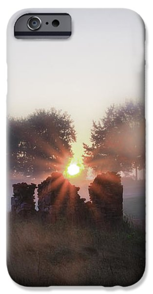 Philadelphia Cricket Club at Sunrise iPhone Case by Bill Cannon