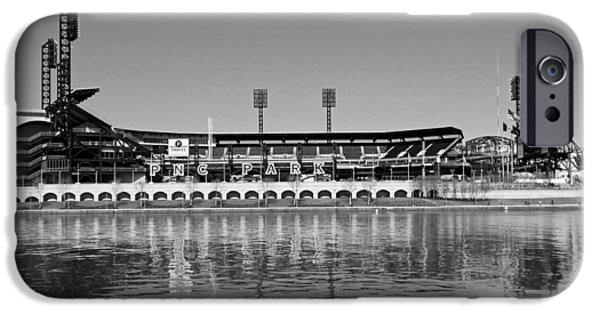 Pittsburgh Pirates iPhone Cases - PNC Park - Home of the Pittsburgh Pirates iPhone Case by Mountain Dreams