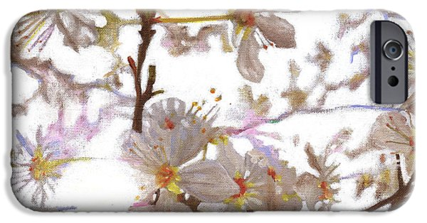 Luminescent iPhone Cases - Prelude iPhone Case by Helen White