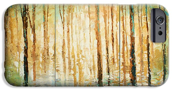 Recently Sold -  - Mist iPhone Cases - Quiet iPhone Case by Michael Lang