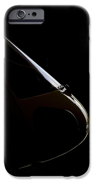 Police Art iPhone Cases - Reflections iPhone Case by Paul Job