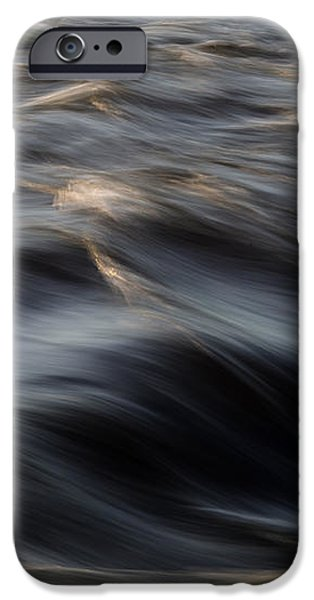 River Flow iPhone Case by Bob Orsillo