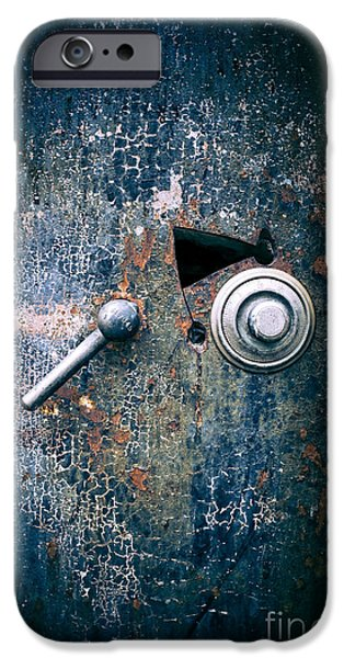 Banks iPhone Cases - Safe and Sound iPhone Case by Edward Fielding
