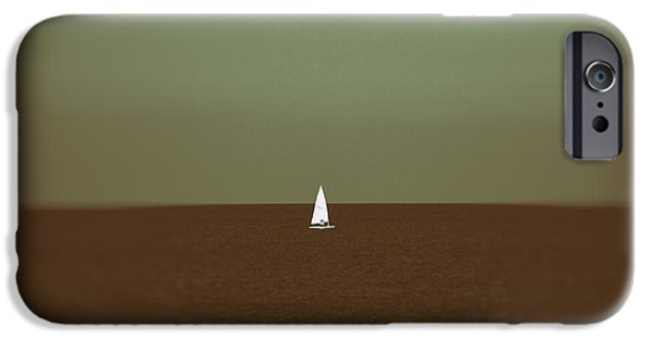 Sailing iPhone Cases - Sailing iPhone Case by Stylianos Kleanthous