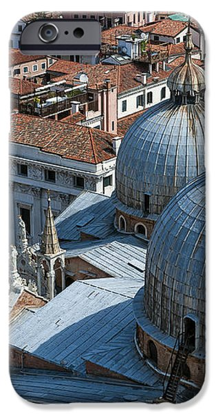 San Marco Basilica. Venice. iPhone Case by Fernando Barozza