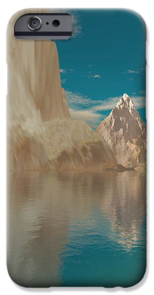 Sand Castles iPhone Case by Corey Ford