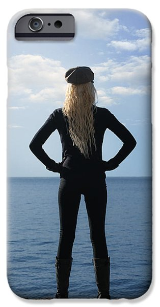 self-confidence iPhone Case by Joana Kruse