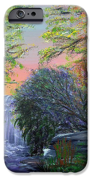September Reverie iPhone Case by Alys Caviness-Gober