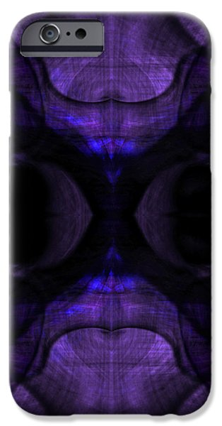 Silence iPhone Case by Christopher Gaston
