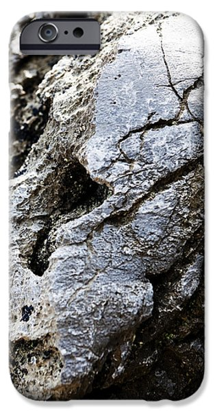 Torn iPhone Cases - Vanity Tear iPhone Case by Vincent Leprince
